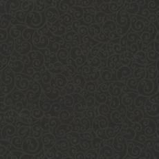 Hue Swirls Black