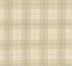 Cool and calm Flanell Checker white tan