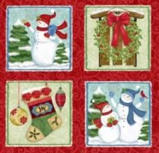 Winter Joy Panel