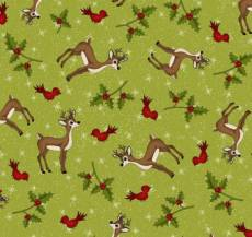 Reindeer Magic Toss Green
