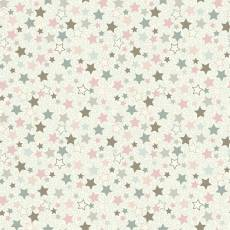 Quilters Basic Harmony stars pastell