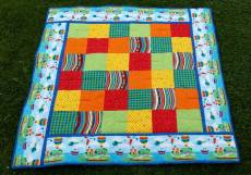 Kinderquilt Travel Around The World