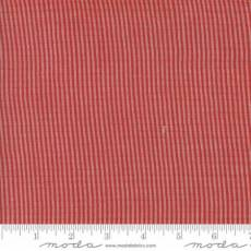 Snowberry Wovens Stripe Red