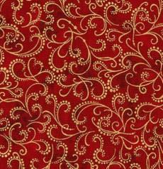 Winters Grandeur Crimson red