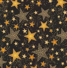 Winters Grandeur Stars Gold