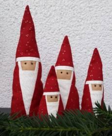 Anleitung Weihnachtswichtel