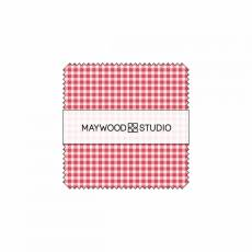Maywood checker - Mini Charm Pack