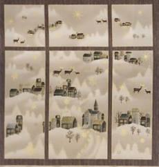 Raphael Adventkalender taupe
