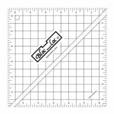Bloc Loc Half Square triangle 6,5 inch
