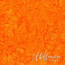 Hoffmann Batik Orange