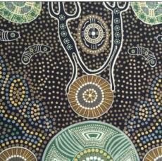 Aborigini - Spirit People Charcoral
