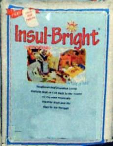 Insul bright per Meter