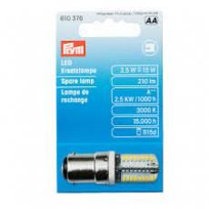Prym Nähmaschinen LED Ersatzlampe Bajonett