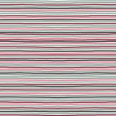 Avalana Jersey stripe multi pink