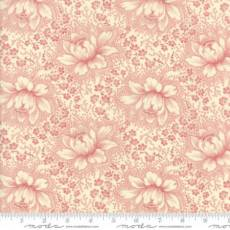 Farmhouse floral ivory red