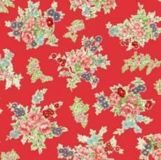 Katie Jane Bouquet red multi