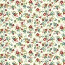 Katie Jane Multi Floral Ivory