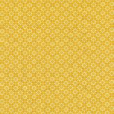Quilters Basic Fleur yellow