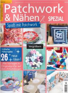Patchwork Magazin Spezial 3/18