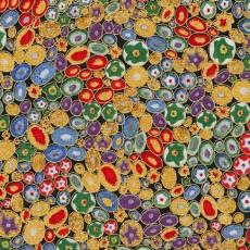 Gustav Klimt - swirls multi