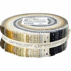 Jelly Roll Maywood Woolies Flannel neutral