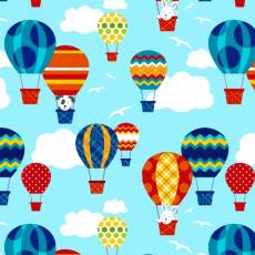 Off we go - Hot Air Ballons