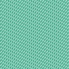 Gradiente turquoise leaf