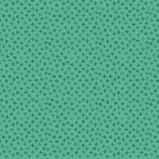 Gradiente turquoise flower
