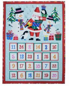 Christmas Jolly Santa Adventkalender