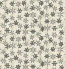 Scandi Snowflakes grey