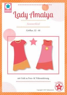 Schnittmuster Lady Amalya