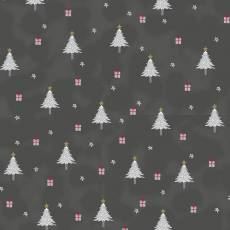 Snow House Tree dark grey