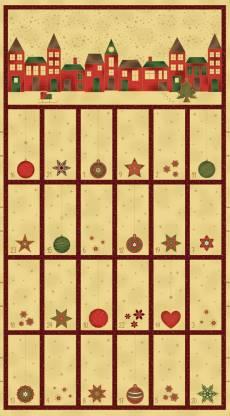 Amazing star tan Adventkalender
