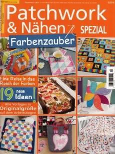Patchwork & Nähen Spezial Farbenzauber