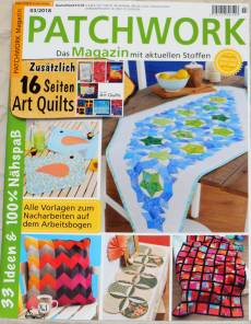 Patchwork Magazin 03 2018