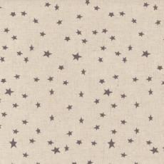 Shabby Chic 18 grey stars