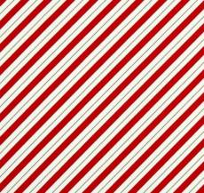 Ring in the holidays stripe