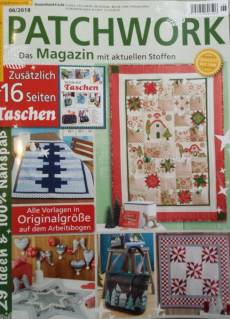 Patchwork Magazin 6/18