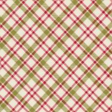 Overnight Delivery Plaid Red Green
