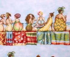 Fruit Ladies Border