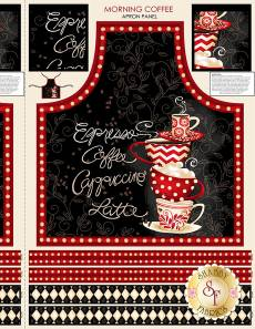 Morning Coffee Apron