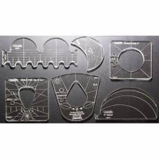 Westalee Ruler Template Set