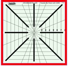Westalee Crosshair ruler