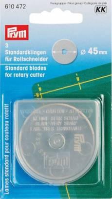 Ersatzklinge 45 mm 3er-Pack