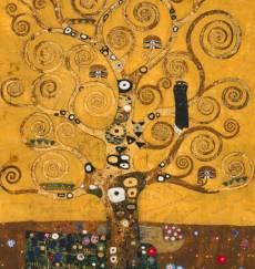 Gustav Klimt - Der Lebensbaum