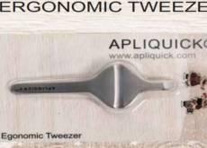 Apliquick tweezer