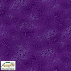 Quilters Basic twisch fleur purple