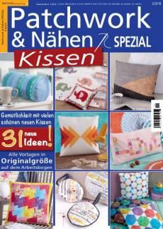 Patchwork & Nähen Spezial Kissen