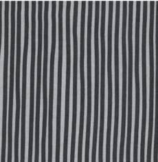 Bergen schwarz grau Streifen