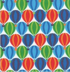 Junge Linie Ballons